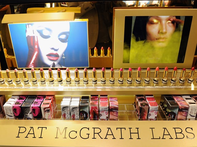 'Mother' to Mogul: Pat McGrath's Makeup Line Is Now Valued at $1 Billion