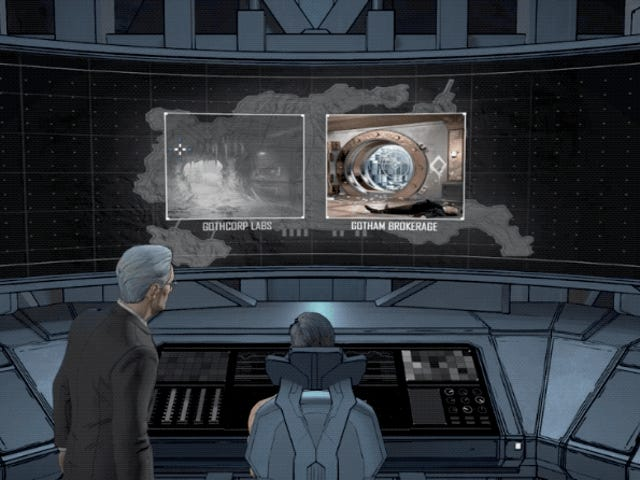 Telltale's <i>Batman</i> ser ut til å bruke Real Photo of Assassinated Russisk ambassadør