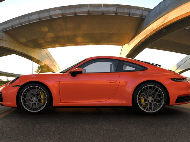 I Made the Most Garish 2020 Porsche 911 with the Configurator