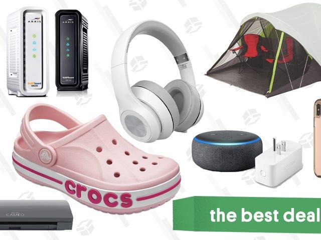 Fredagens bedste tilbud: D & D, Echo Dot Bundles, Bonobos, Arris Modems og More