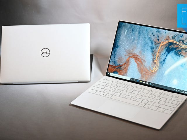 Den nyeste Dell XPS 13 er en lille bærbar computer, der lover en utrolig batterilevetid