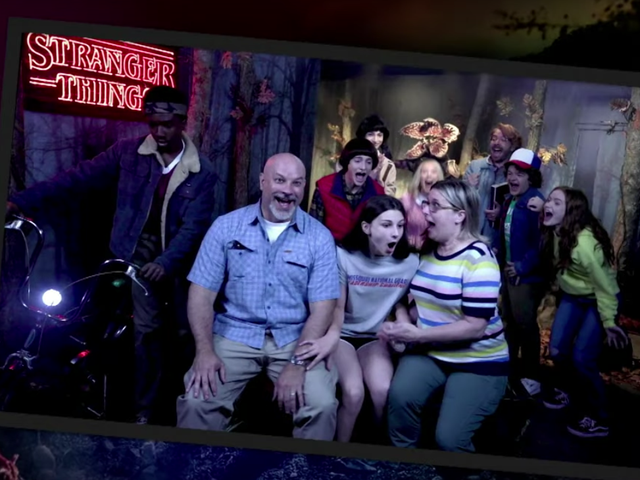 The Stranger Things kids freaked the fuck out of people at Madame Tussauds Wax Museum