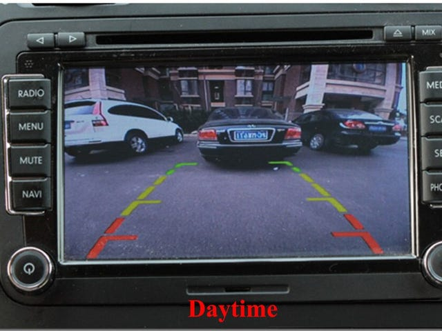 Let's talk about backup cameras: Why do they all suck?
