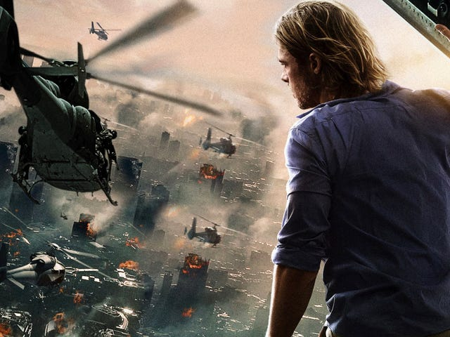 Holy Crap, David Fincher Is Directing the <i>World War Z</i> Sequel
