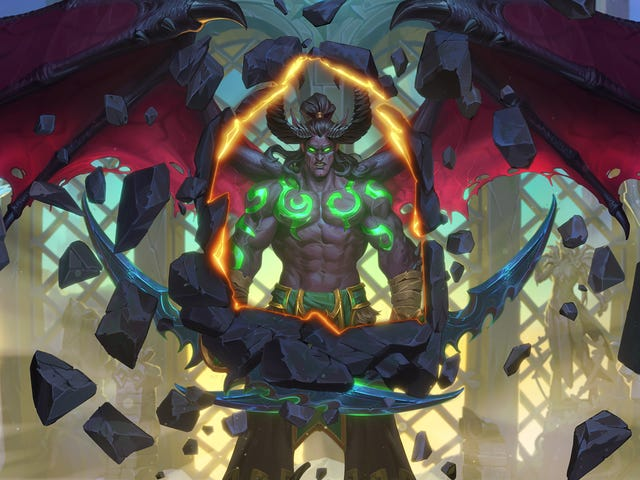Hearthstone bổ sung lớp nhân vật mới đầu tiên kể từ khi ra mắt: Thợ săn quỷ