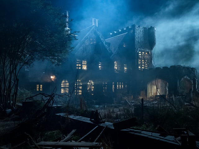Sorry, Hereditary, butThe Haunting Of Hill Houseis the most traumatic horror story of the year