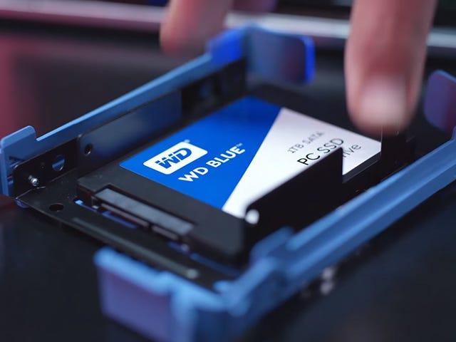 Por qué el almacenamiento rápido de SSD podría ser la mejor actualización para su computadora
