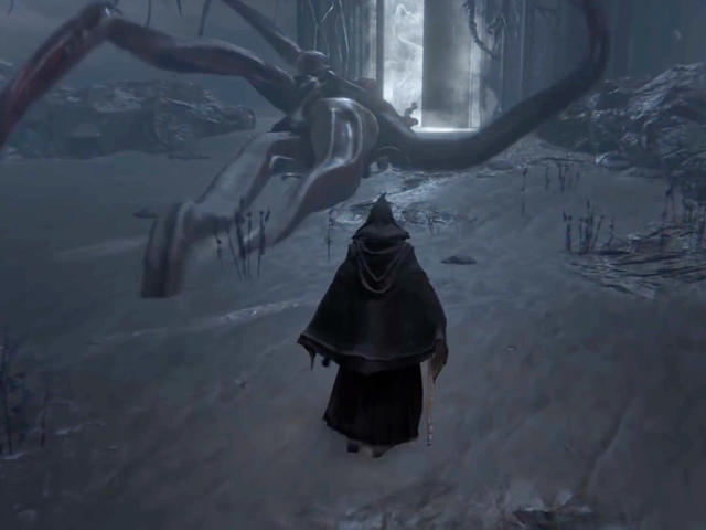 Bloodborne Hackers Find Way To Fight Two Hidden Bosses
