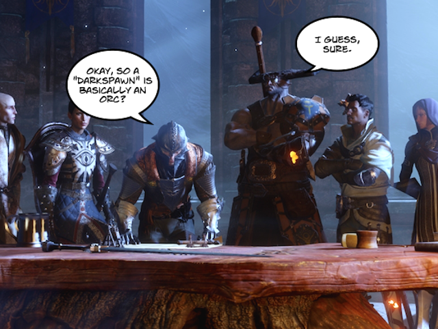 ​A Beginner's Guide To All Things Dragon Age