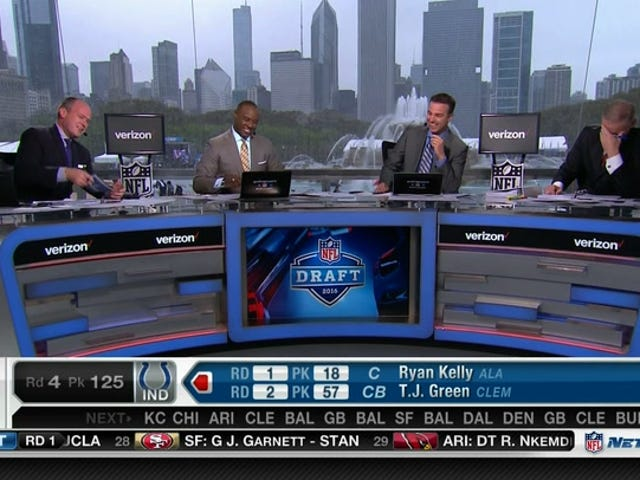 "NFL Network Cuts To Commercial After ""Beavers"" And ""Bush"" Leave Panelists Incapacitated"