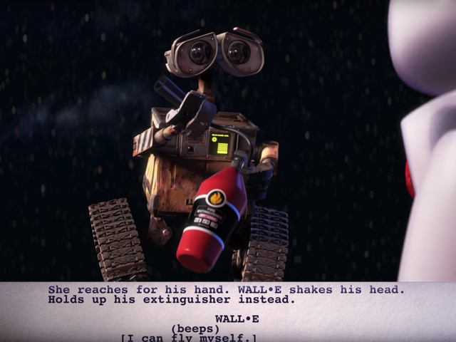 Watch How Pixar Brought One of the Best Scenes in Wall-Eto Life