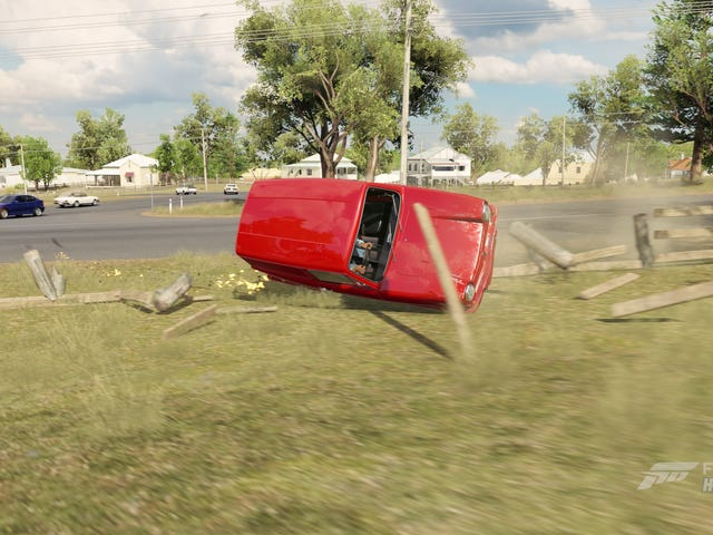 Forza Sunday-The Accident Version