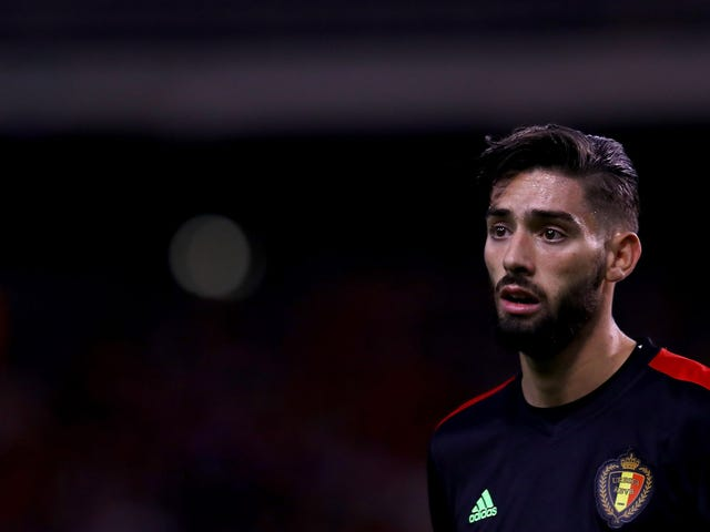 Atlético Madrid Sell Yannick Carrasco In Latest Bit Of Chinese League Insanity