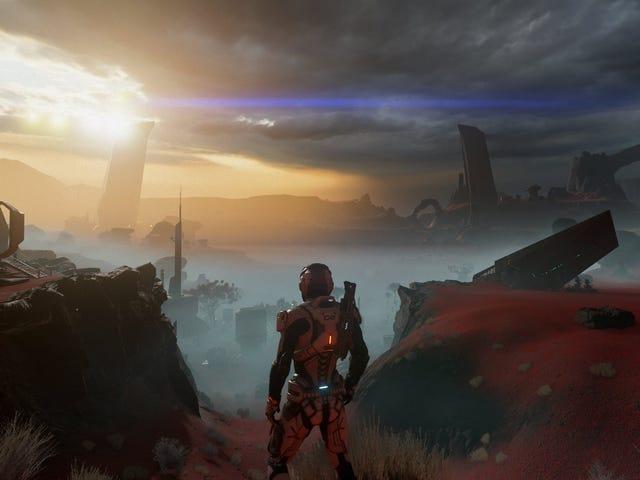 Xem chúng tôi Chơi Sự bắt đầu của <i>Mass Effect: Andromeda</i>