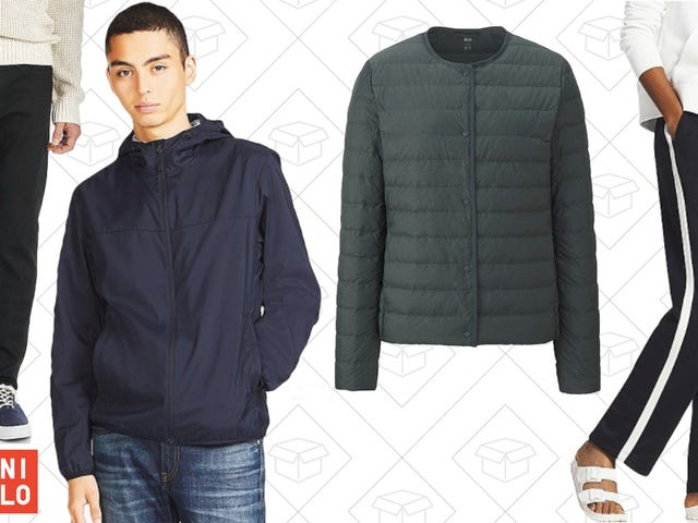 Uniqlo Has Free Shipping On Everything, Today Only