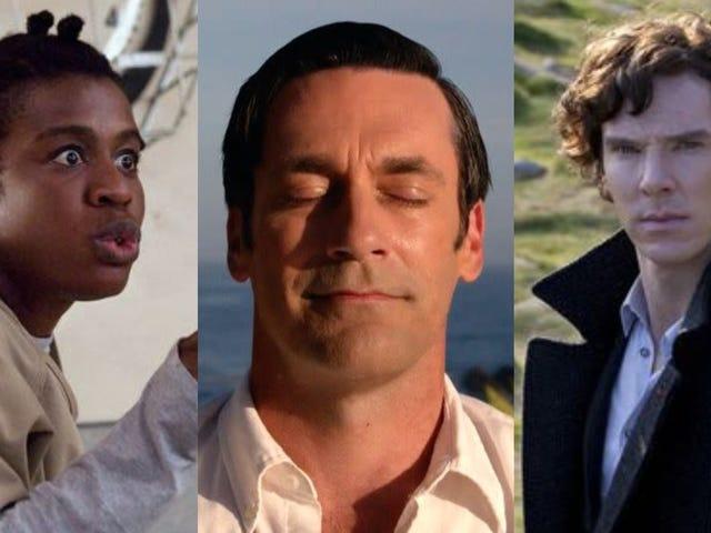 De beste TV-dramaene på Netflix