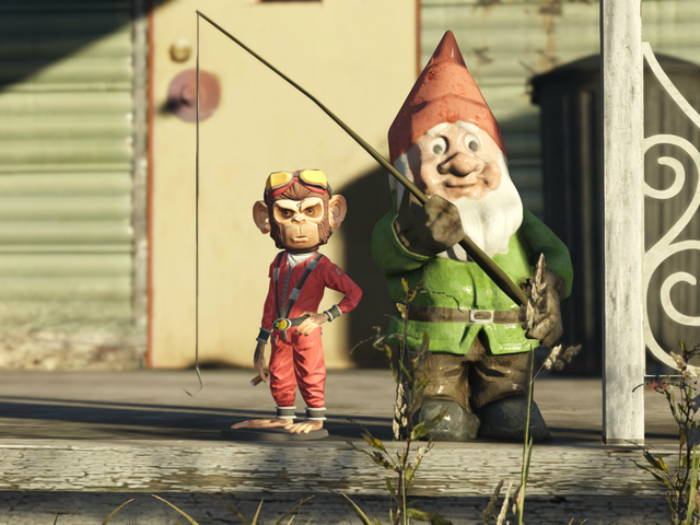 There Are Now 100 Hidden Action Figures To Find And Collect In GTA Online