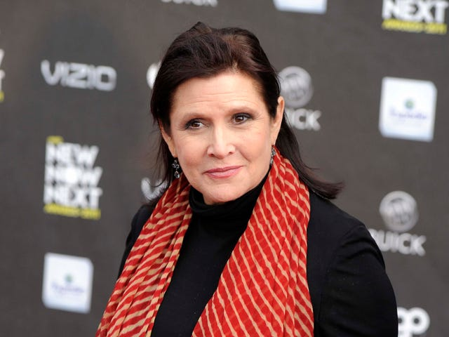 Carrie Fisher Died From Sleep Apnea Among Other Things, Says Coroner