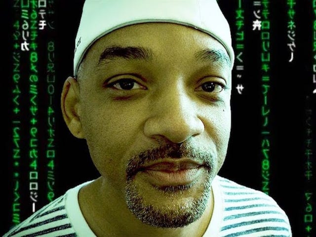 Will Smith explica por qué rechazó el papel de Neo en Matrix