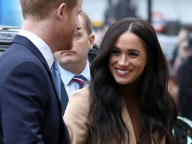 It's 'Complicated': Istana Buckingham Menanggapi Pengumuman Sussex;  Royals Dikabarkan 'Terluka'