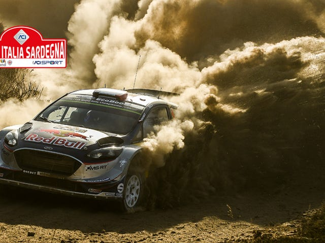 Fantasy WRC Preview: Pizza Party