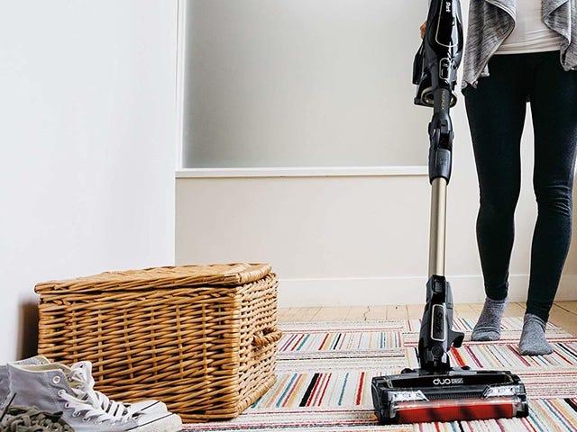 La aspiradora Shark ION te motivará a limpiar la casa