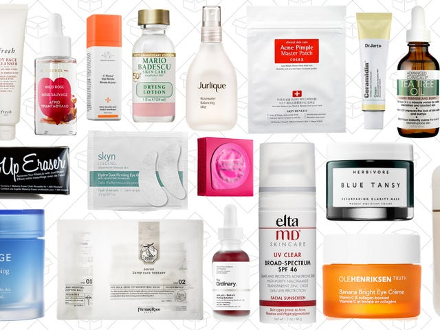 What to Get for Every Step of Your Skin Care Routine, at Every Price Point