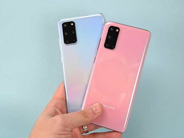 Samsung kan have prissat sig selv i et hjørne med Galaxy S20