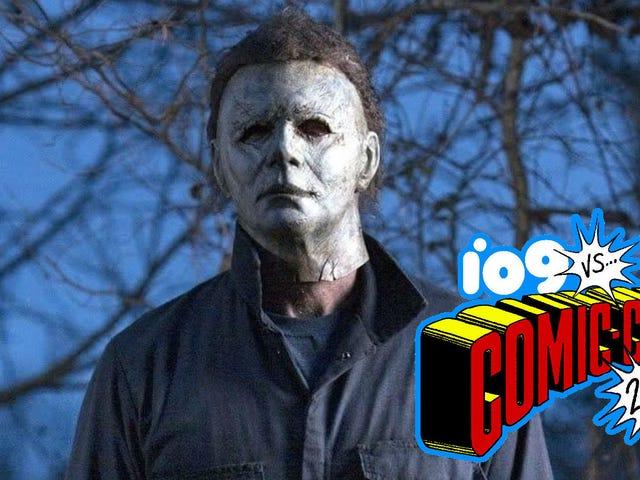 The Halloween Comic-Con Panel Got Surprisingly Emotional