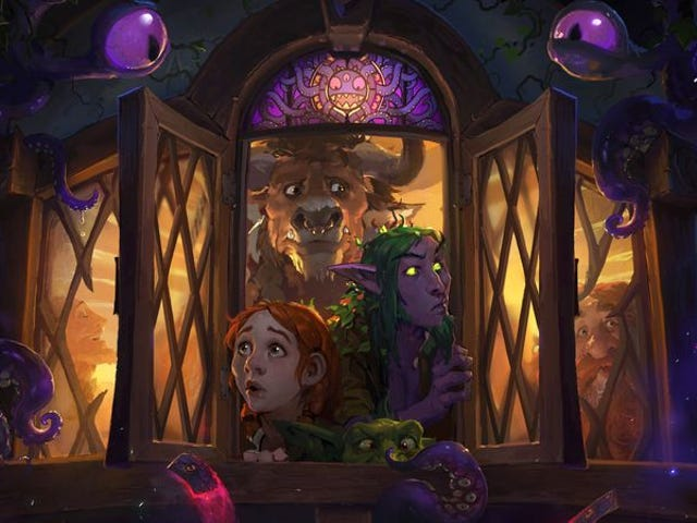 """<a href=""""https://games.avclub.com/hearthstone-gets-weird-and-wild-with-whispers-of-the-ol-1798247446"""" data-id="""""""" onClick=""""window.ga('send', 'event', 'Permalink page click', 'Permalink page click - post header', 'standard');""""><i>Hearthstone</i> gets weird and wild with <i>Whispers Of The Old Gods</i></a>"""