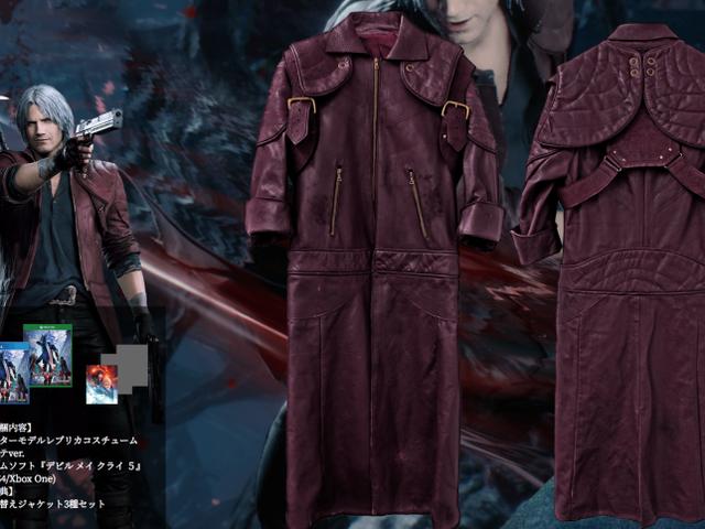 La edición coleccionista más ridícula del último Devil May Cry cuesta casi 9000 dólares