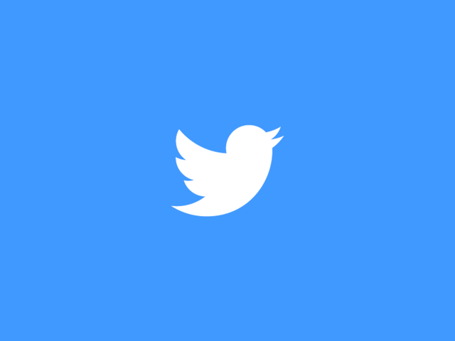 Go and follow us on Twitter!