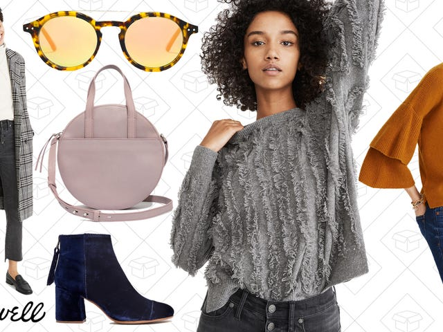 Madewell Is Taking 25% Off Sitewide and They Have a Ton of Good Gift Ideas