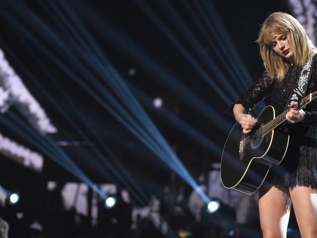 Taylor Swift Knows She Can Always Go Home