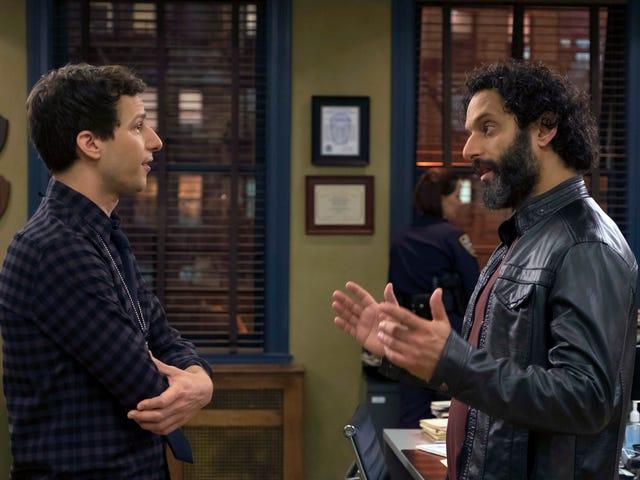 Jason Mantzoukas' Adrian Pimento returns to Brooklyn Nine-Nine