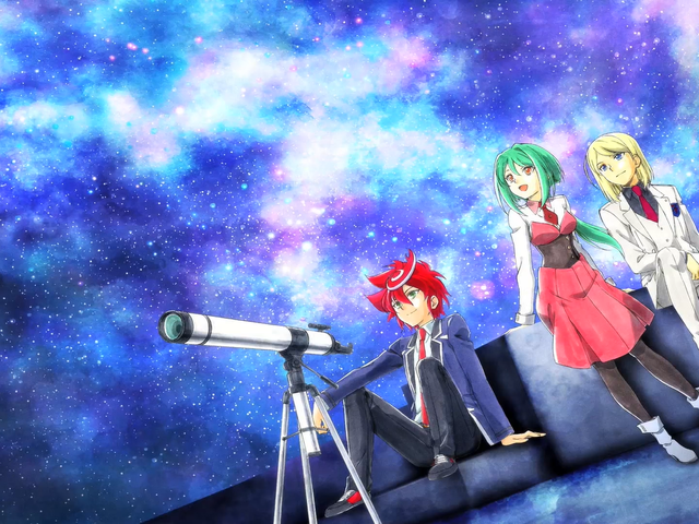24 Chapters so far: Cardfight!! Vanguard G: Z -FINAL-