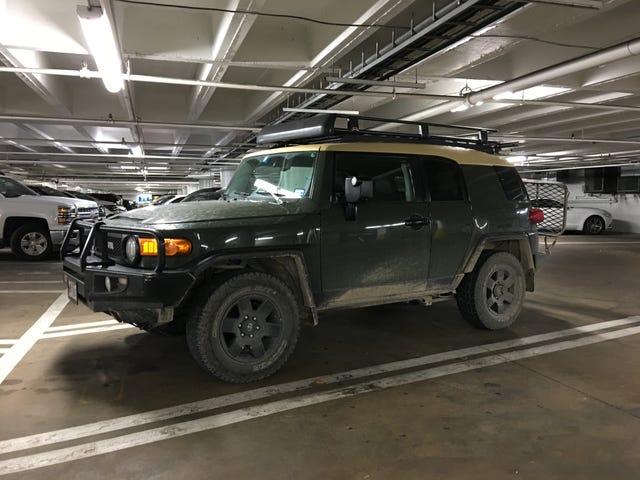 Introducing the Toyota Texan