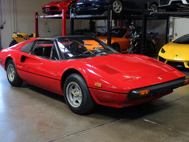 1979 Ferrari 308 GTS for $53,995