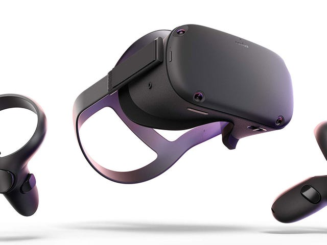 The Oculus Quest Is How Virtual Reality Should Work