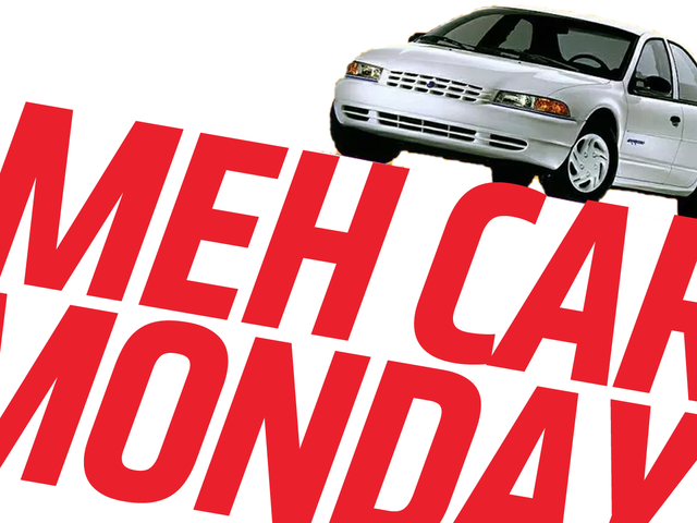 Meh Car Monday: The Plymouth Breeze, The Car Named For A Slight Movement Of Empty Air