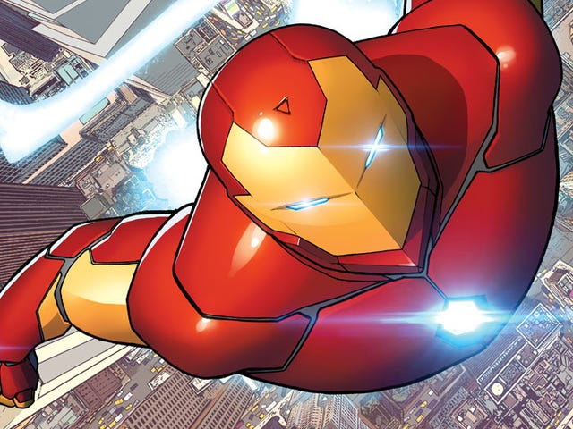 Marvel Writer Dan Slott Is Leaving Spider-Man for Iron Man