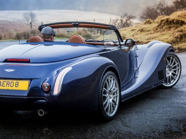 The Entire Morgan Lineup Goes Hybrid And Electric From 2019 On
