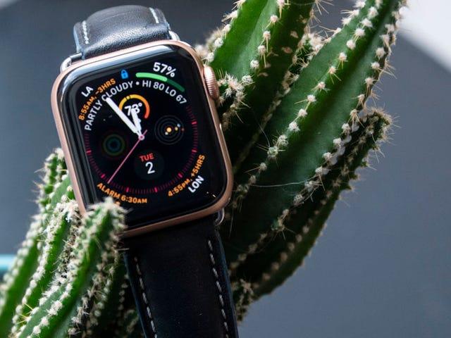 Du kan ta EKGer på Apple Watch nå