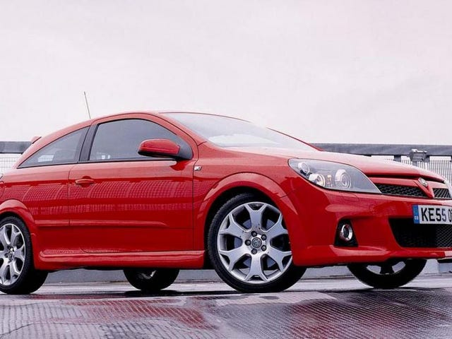 Late Night Oppo Confessions: Astra VXR Edition