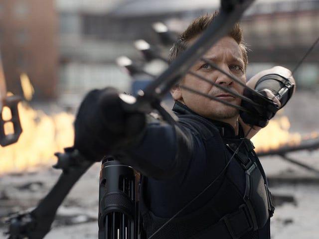 El misterio de Hawkeye: el personaje ha desaparecido de todos los tráilers de Avengers: Infinity war