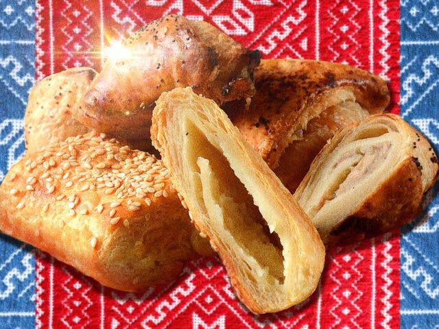 Sweet cheese börek will teach you to wrangle phyllo and keep the faith