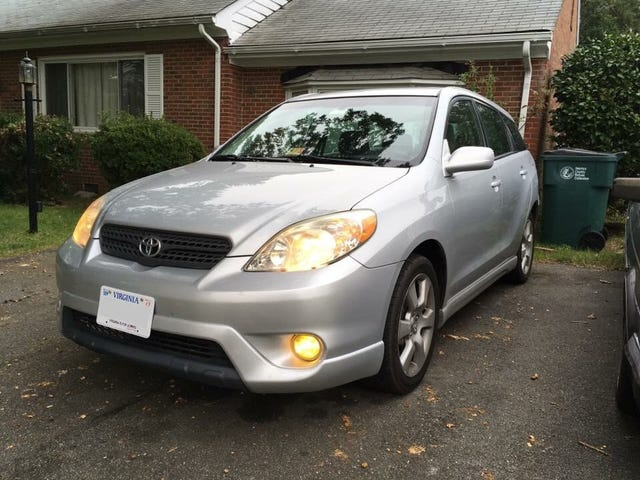 Daily Driver Review - 2005 Toyota Matrix XRS