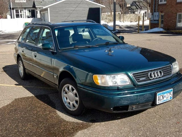 For $2,800, Could This 1996 Audi A6 Avant Quattro Be Your Worry-Free Ride?