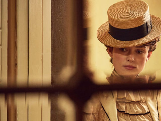Keira Knightley's charms fail to save the timely, tepid biopic Colette