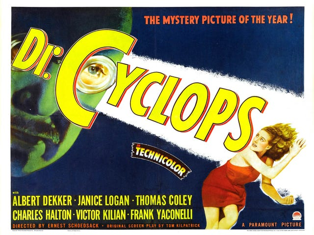 Svengoolie: Dr. Cyclops (1940)